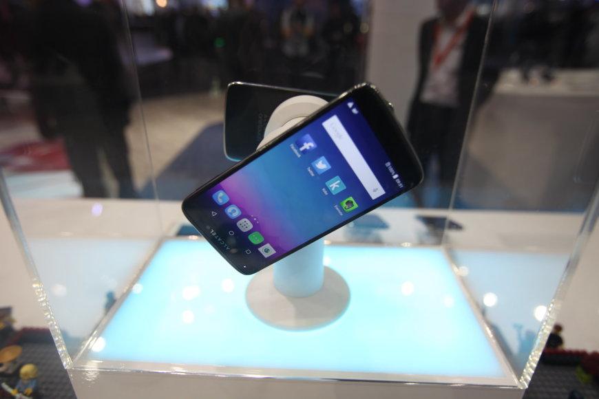 "Išmanūs telefonai ""Alcatel Idol 3"""