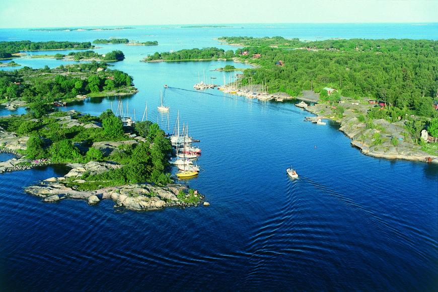 """Pietų Švedija / """"DFDS Seaways"""" nuotr."""