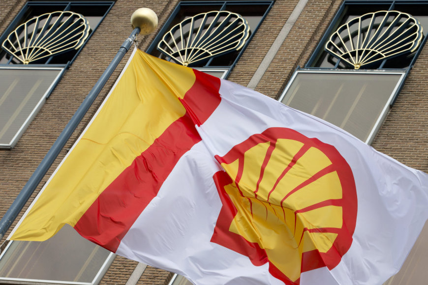 """Shell"" logotipas"