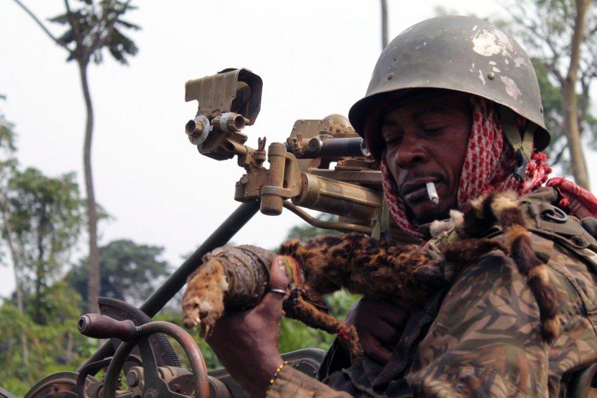 Kongo Demokratinės Respublikos karys