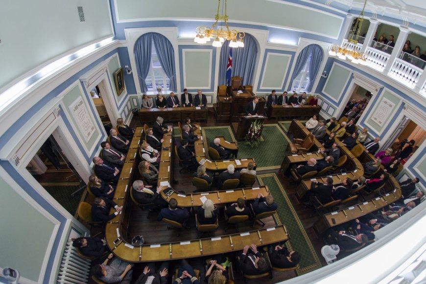 Islandijos parlamentas