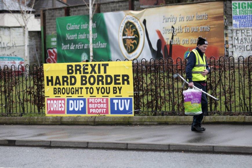 Rinkimai Šiaurės Airijoje
