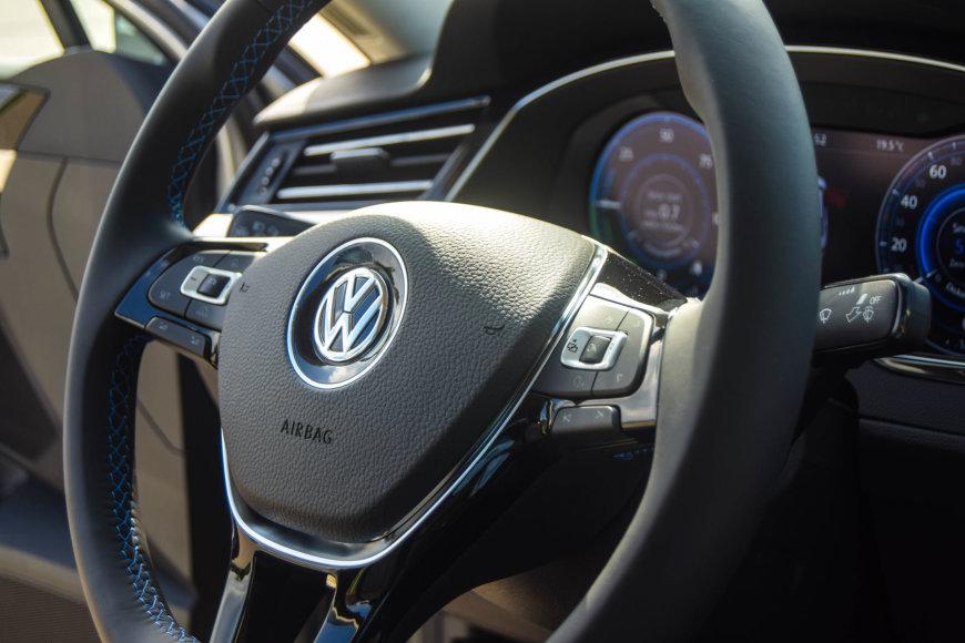 """""""Volkswagen Passat GTE"""""""
