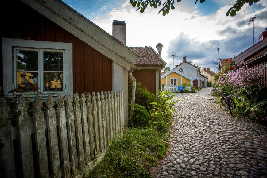 Kalmar miestelis Švedijoje