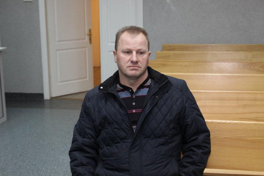 Arvydo Komskio teismo procesas