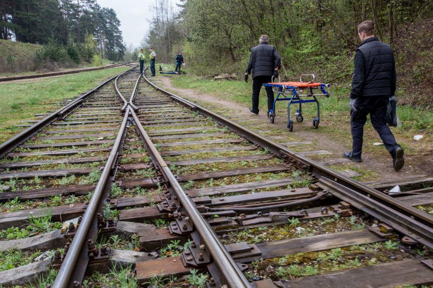 Vilniaus Čigonų tabore sekmadienį aptiktas jauno vyro lavonas