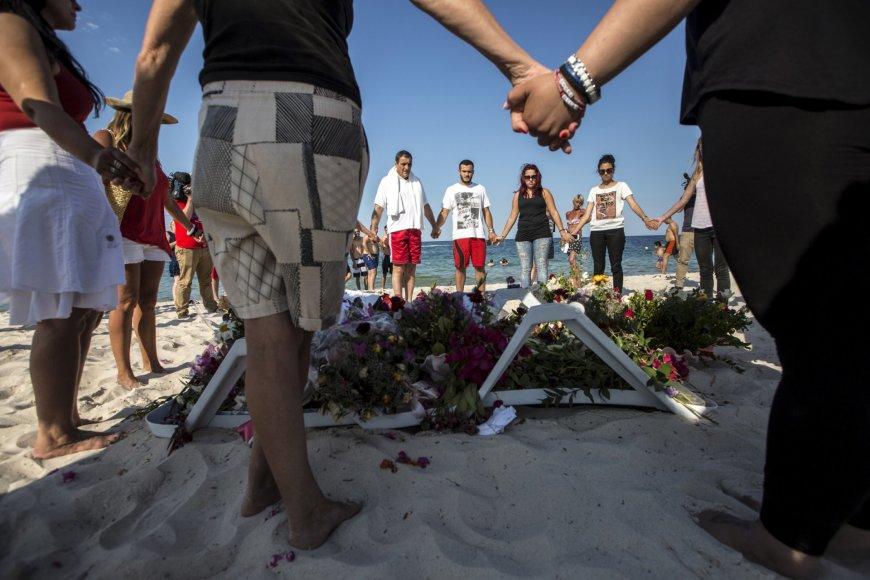 Tunisas po teroristinio išpuolio