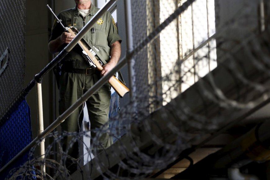San Kventino kalėjimas Kalifornijoje