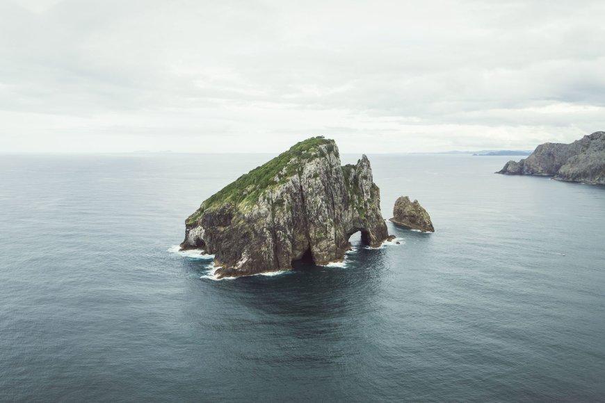 Naujosios Zelandijos nacionalinių parkų grožis