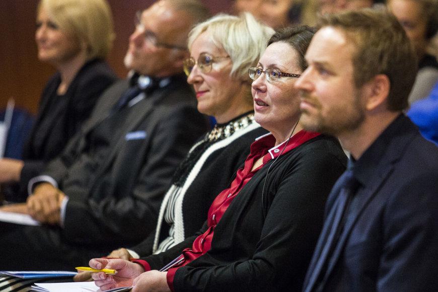 Atidaryta tarptautinė konferencija dialogui apie kokybišką ir efektyvią kraujo donorystę bei jos skatinimą