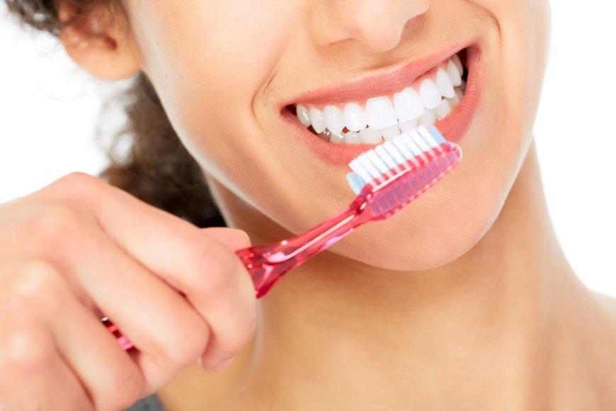 Dantų valymas