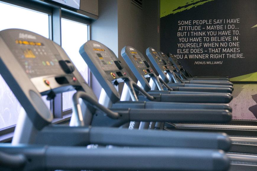 "Sporto klubo ""People Fitness Club"" atidarymas"
