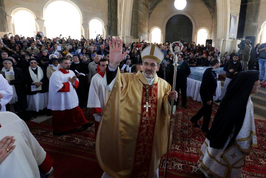 Religinės iškilmės Jordanijoje