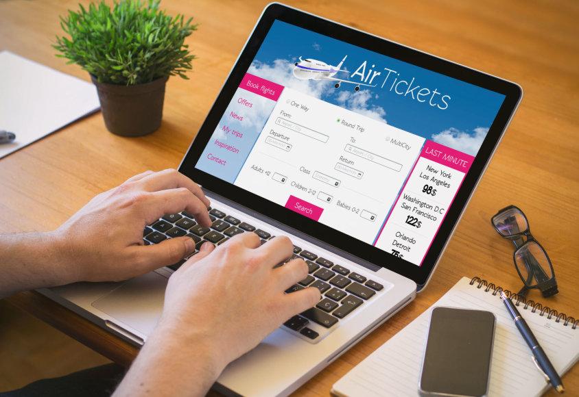 Savarankiškai planuojant kelionę ir perkant bilietus, būtina įsiskaityti į visas sąlygas