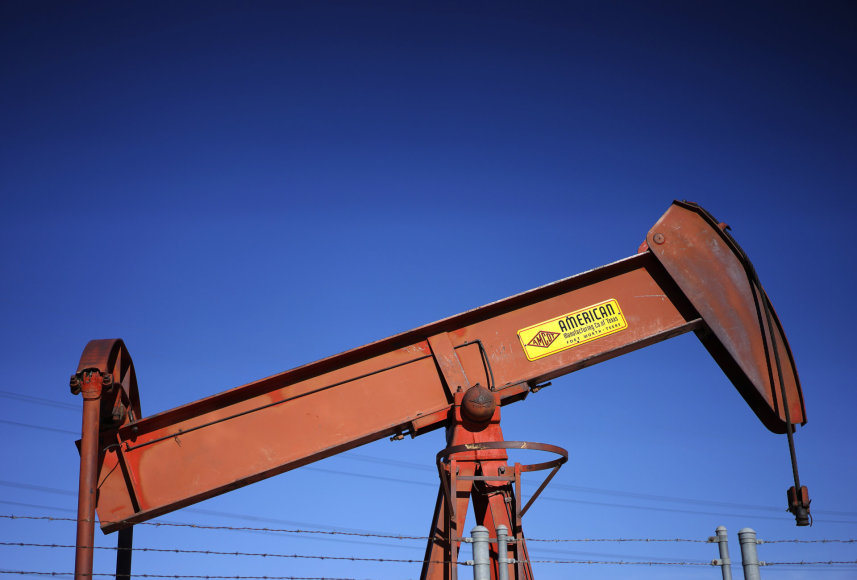 Naftos išgavimas JAV