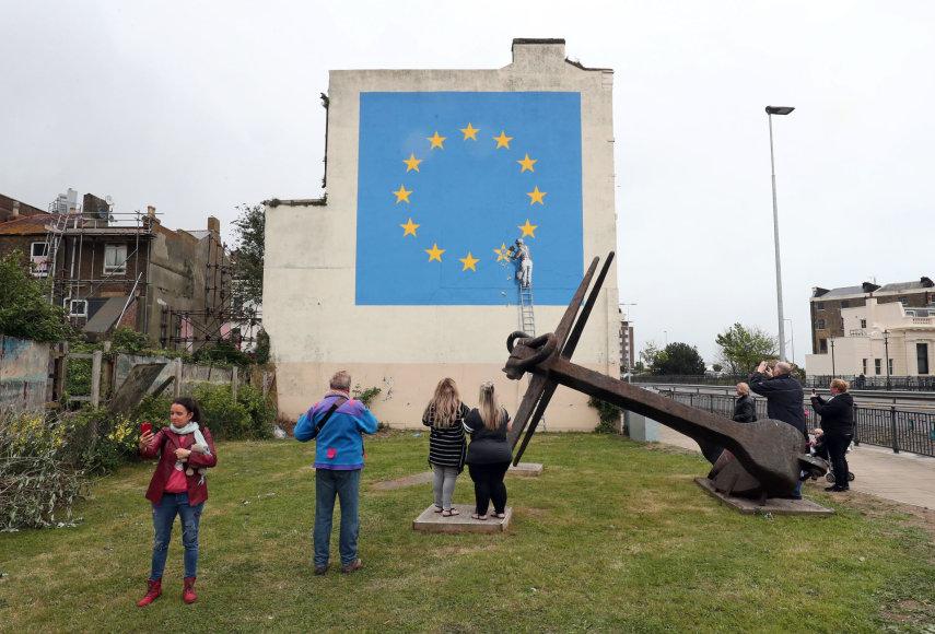 Banksy priešinys
