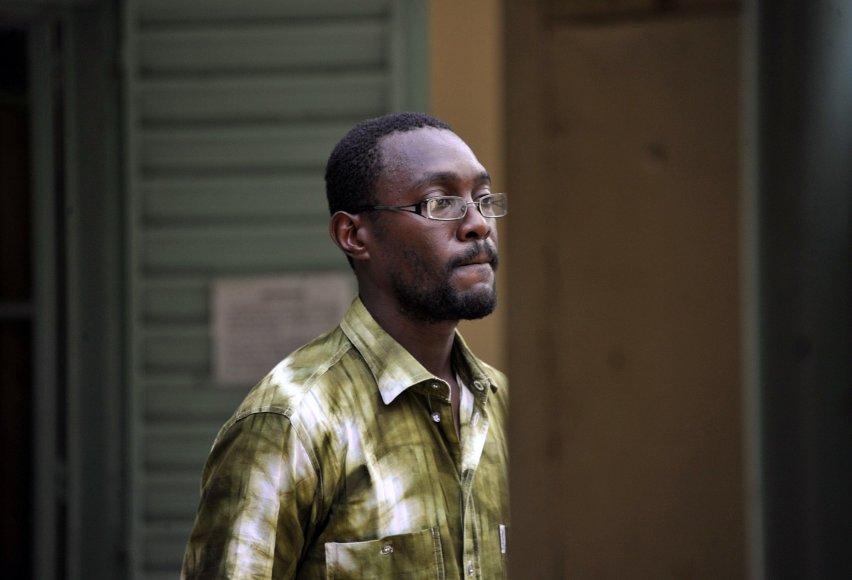 B.Ouedraogo – nuskriaustų mergaičių tėvas