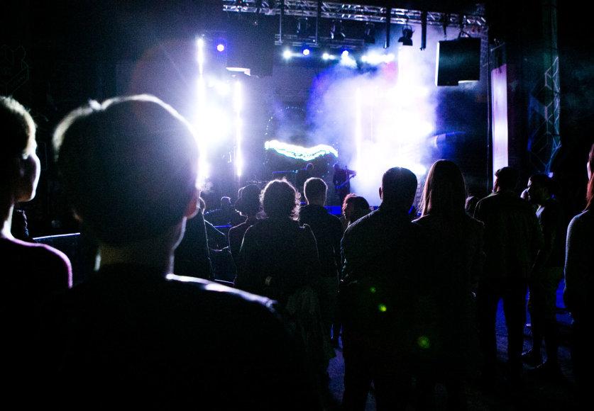 """Festivalio """"Loftas Fest"""" akimirka"""