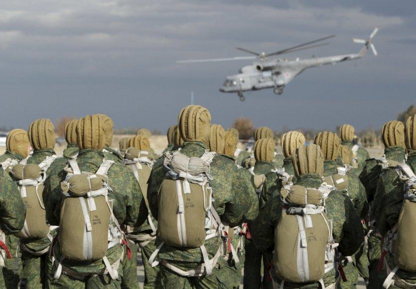 Rusijos oro desantininkai