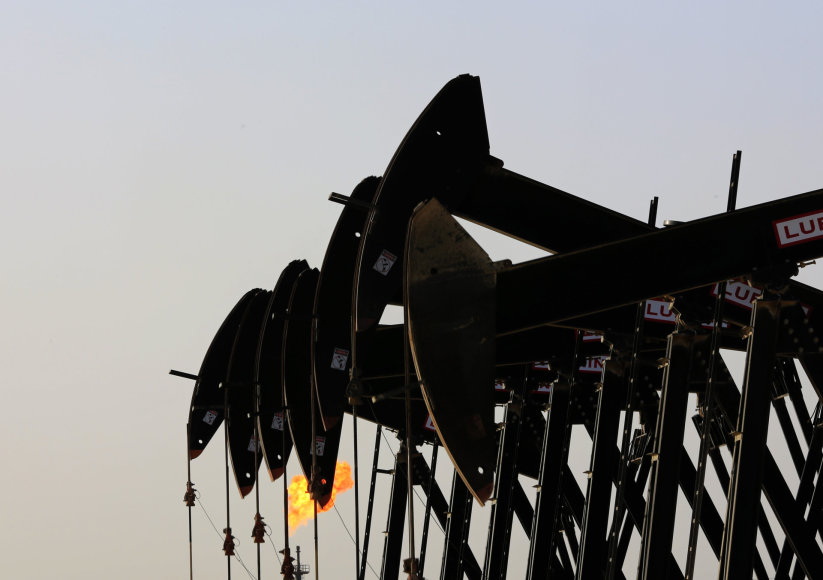 Naftos išgavimas Bahreine
