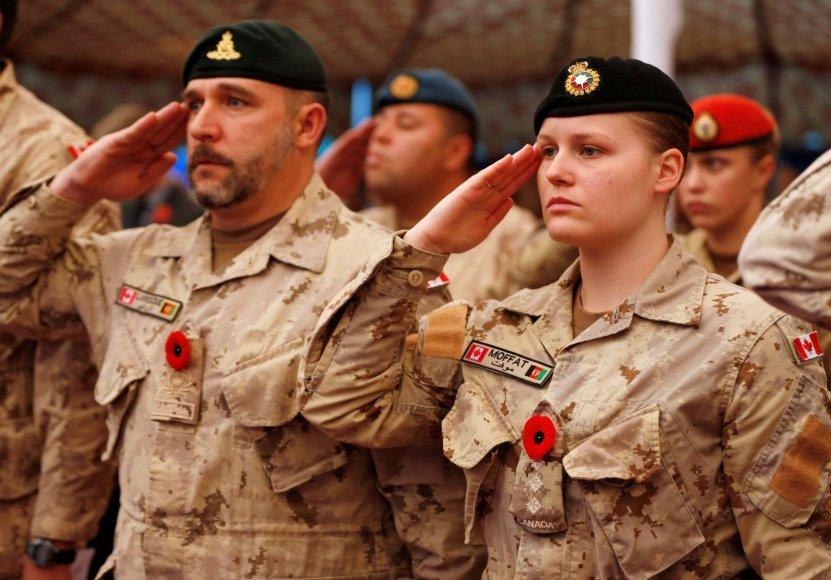 Kanados kariai