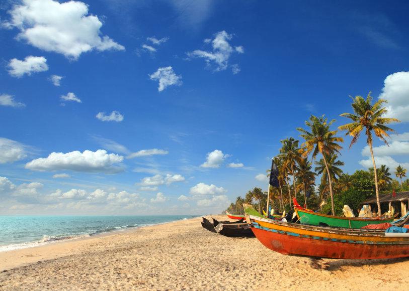 Hipių padovanotas turistų rojus – mažoji Indijos Goa