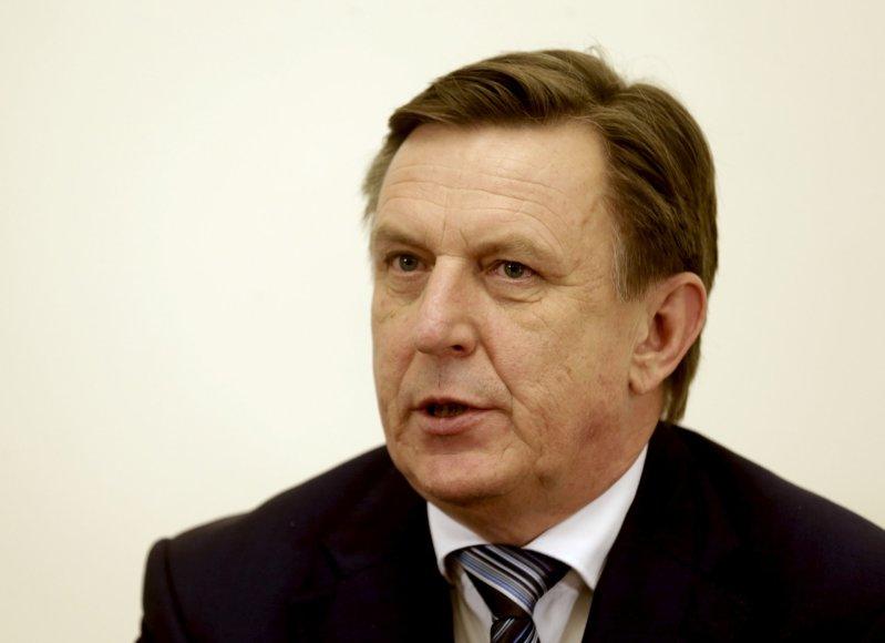Naujasis Latvijos premjeras Maris Kučinskis