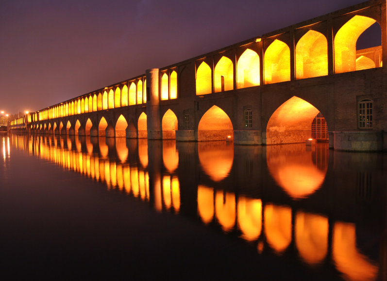 Siosepol tiltas Irane