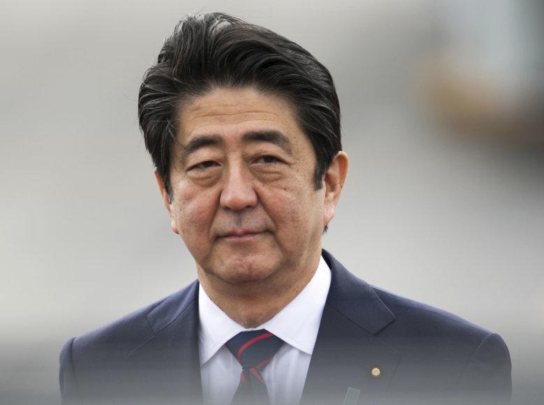 Japonijos premjeras Shinzo Abe Havajuose