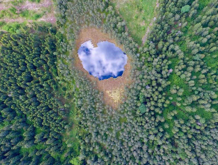 Šventas – ežeras šiaurės rytų Lietuvoje