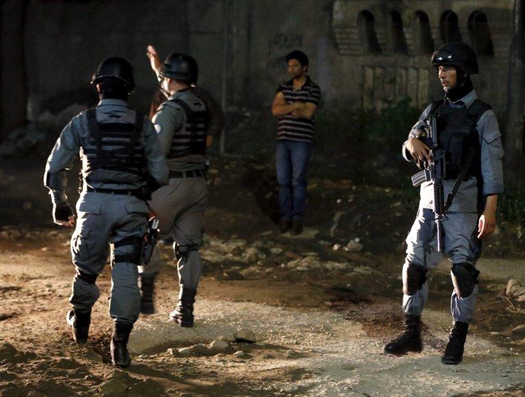Saugumo pajėgos Kabule