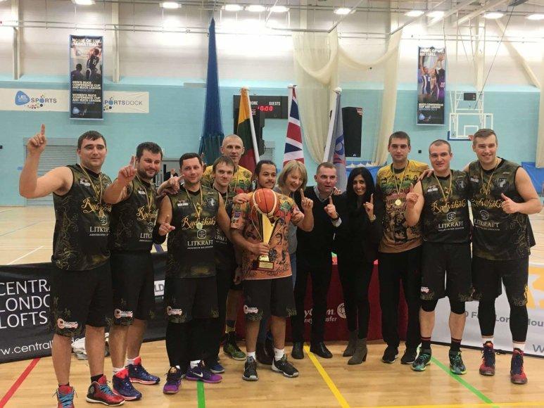 Didžioje Britanijoje gyvenantys tautiečiai rengiasi pasaulio lietuvių žaidynėms.