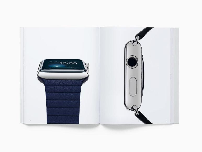 """""""Apple"""" produktų knygos iliustracija"""