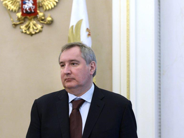 Dmitrijus Rogozinas.