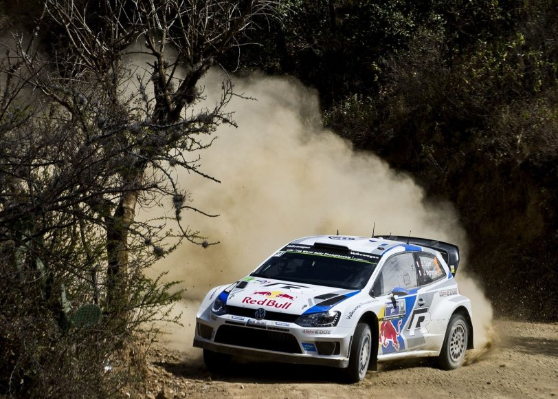 WRC Meksikos ralis