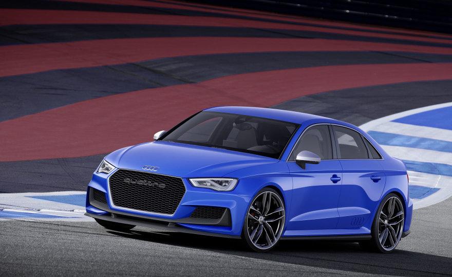 """Audi A3 clubsport quattro concept"""