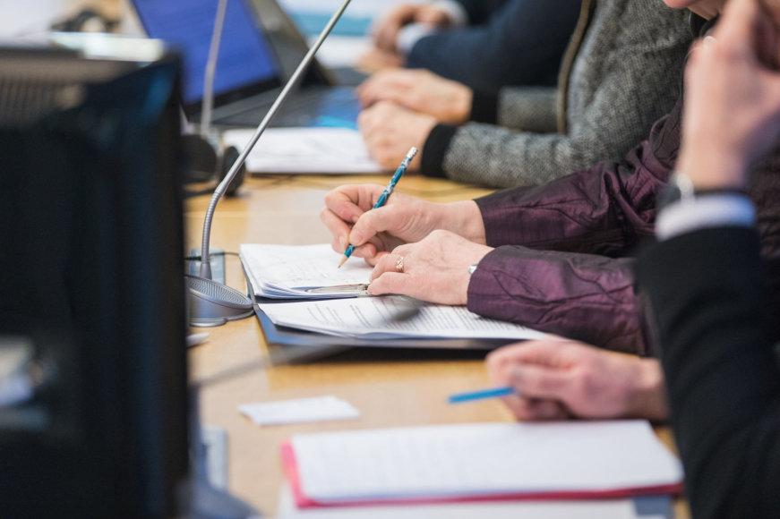 Kokias antikorupcines priemones Lietuvos viešasis sektorius taikys rytoj?