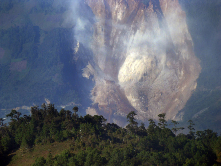 Gvatemalos kalnuose mirtinai sušalo šeši alpinistai