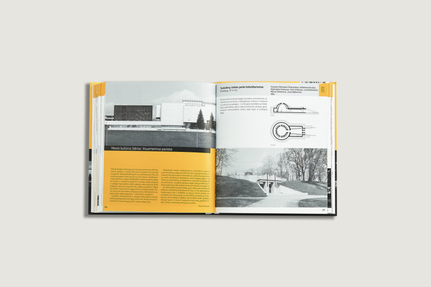 Vilniaus architektūros gidas lietuvių kalba