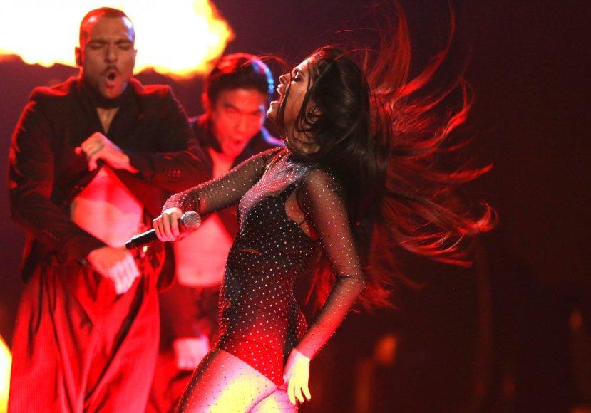 """""""Scanpix""""/AP nuotr./Selena Gomez"""