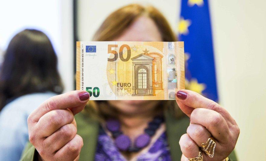 50 eurų banknotas