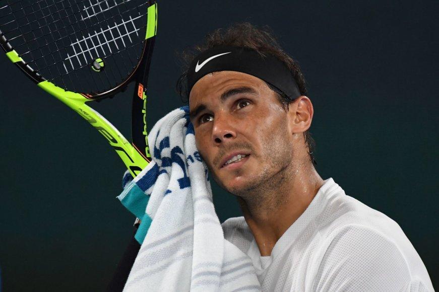 """Rogeris Federeris nugalėjo Rafaelį Nadalį ir tapo """"Australian Open"""" čempionu"""