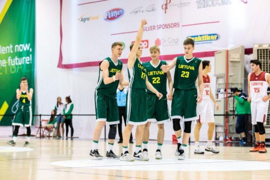 Lietuvos U-16 rinktinė