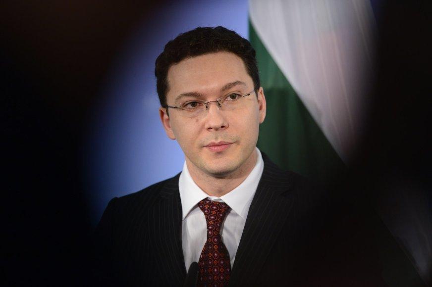 Bulgarijos užsienio reikalų ministras Danielis Mitovas