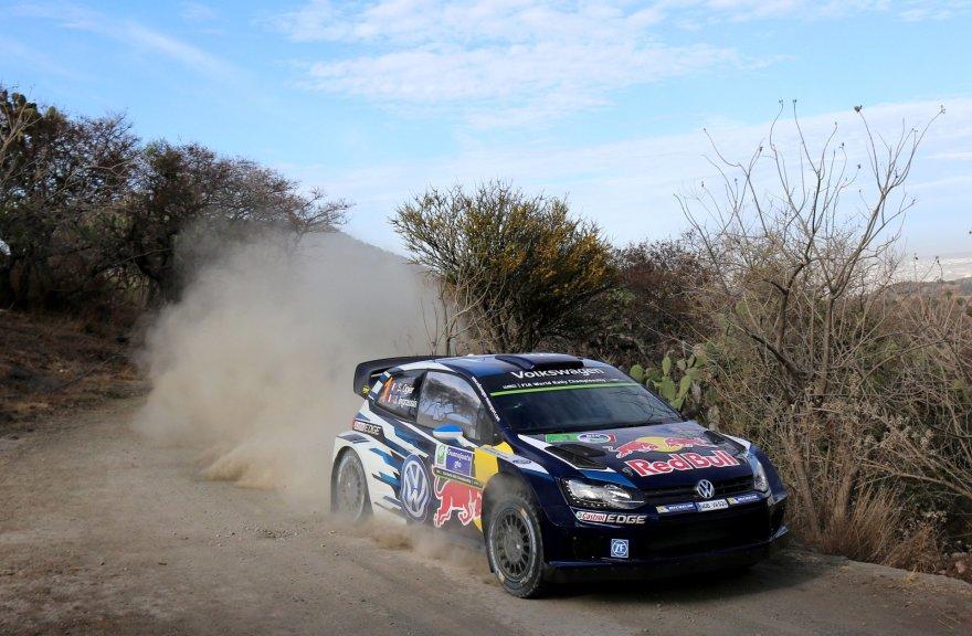 WRC Meksikoje