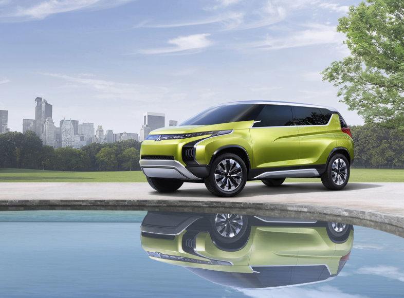 """Mitsubishi Concept AR"""