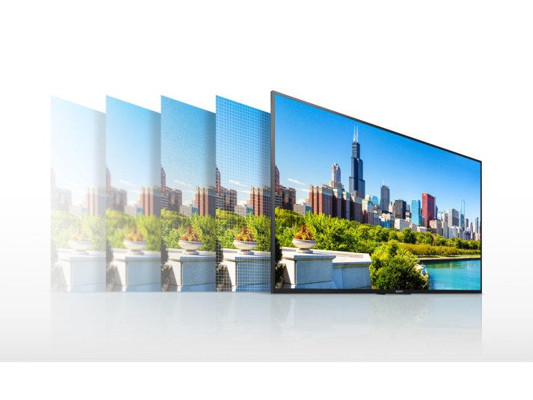 4K HDR OLED televizoriai