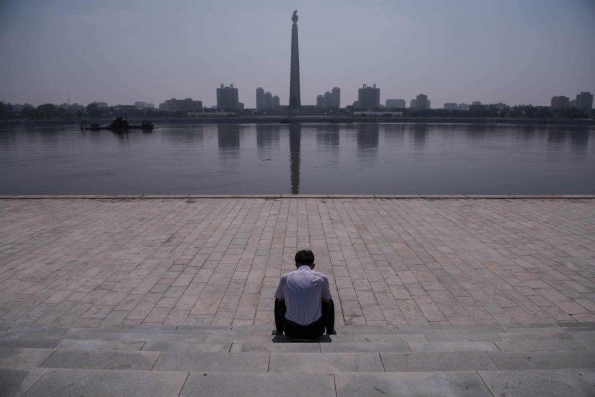 Ne visuomet pilka Šiaurės Korėjos gyventojų kasdienybė