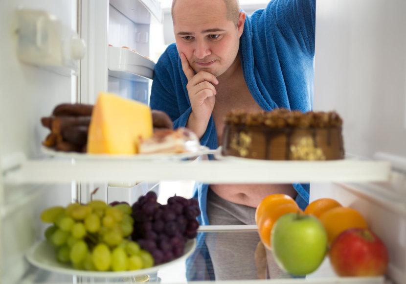 Kas gero šaldytuve?