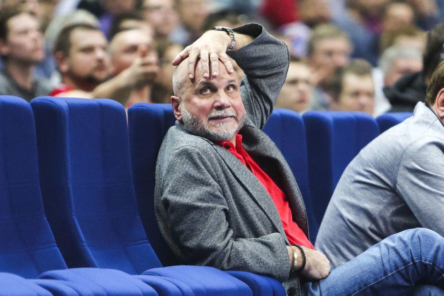 Gedvydo Vainausko emocijos LKL pusfinalyje